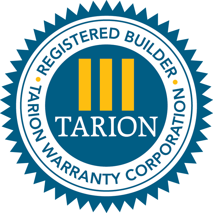 Registered Home Builder - Tarion Warranty Corporation